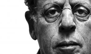 Philip Glass - by Steve Pyke