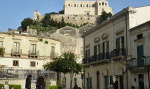 Scicli town centre